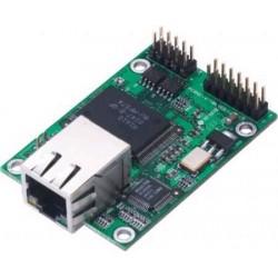 【下架】10/100 Mbps 嵌入式設備連網模組 (RS-232)