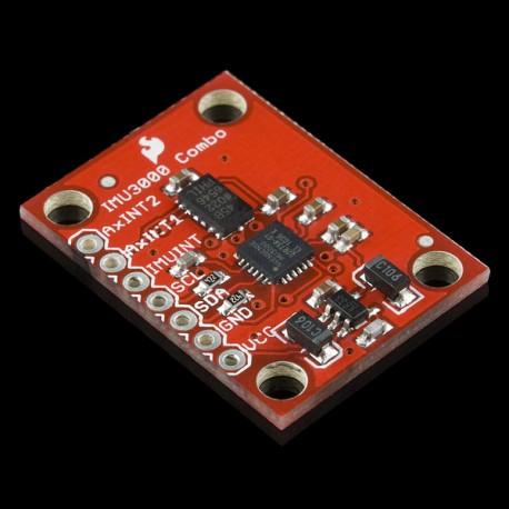 IMU Fusion 板(ADXL335&IMU3000)