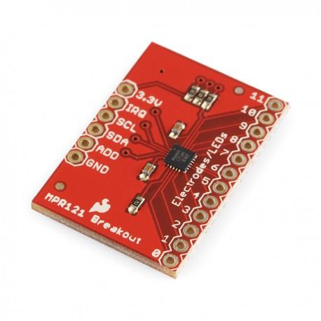 MPR121QR2電容觸控感測器