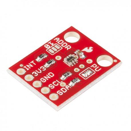 TSL2561光度感測器