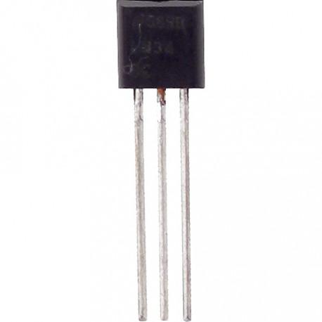LM34 溫度感測器
