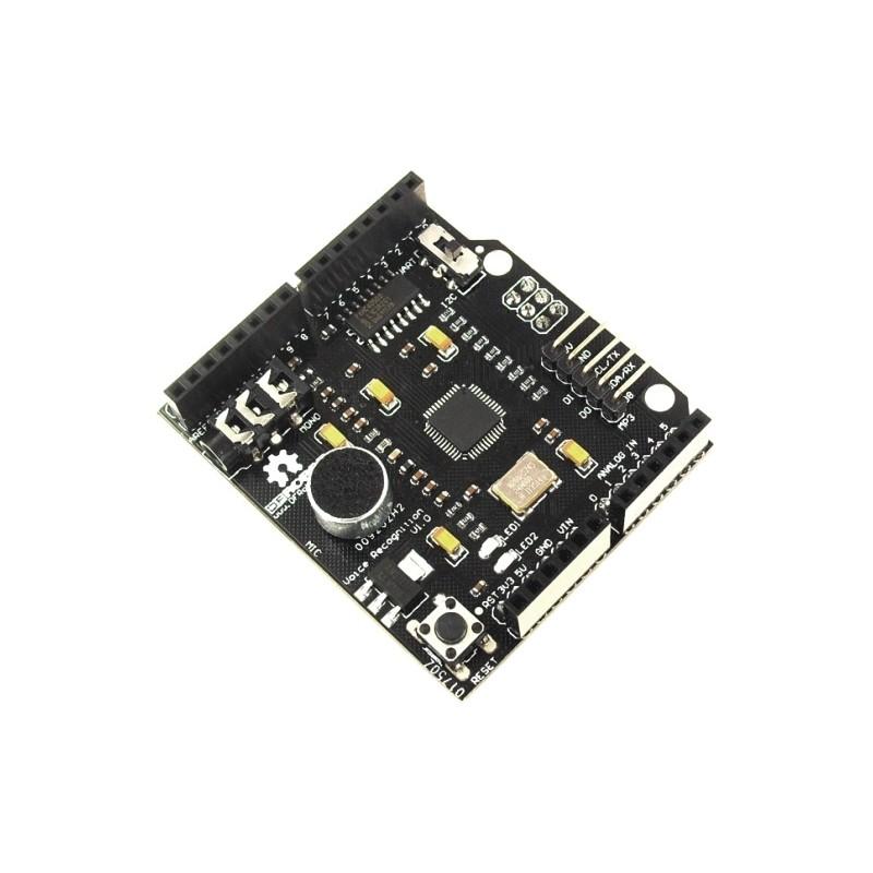 飆機器人 中文語音識別模組 arduino 相容