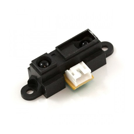 GP2Y0A21紅外線距離感測器