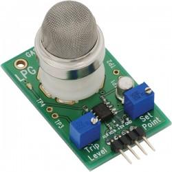 瓦斯(LPG)氣體感測器模組