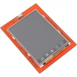 Arduino LCD Shield (2.4TFT 觸碰式螢幕)