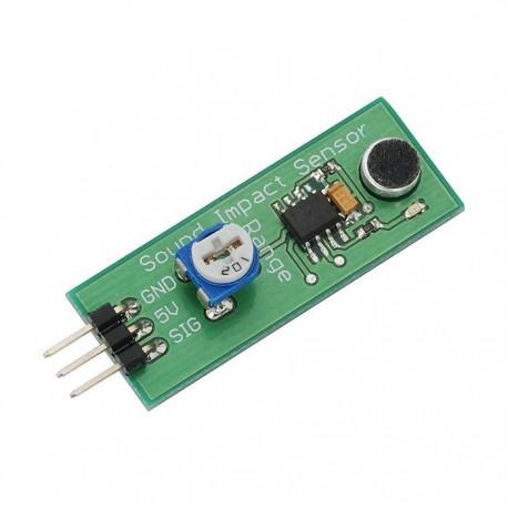 Sound Impact聲音偵測器