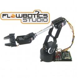 UAL5D 五軸小型機械手臂(串列通訊)  (e-mail詢價)