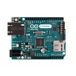 Arduino R3 w/o POE 網路控制器 (正宗義大利原廠台灣總代理_品質保證)
