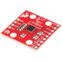 LSM9DS1 IMU 9 自由度感測模組