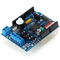 L298P馬達驅動擴充板相容 Arduino