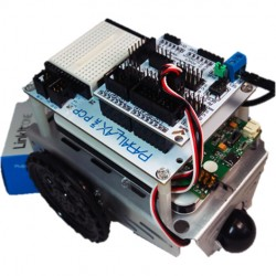 雲端物聯網(IOT)實務教學平台_Linkit One (LBB Car) (Email詢價)