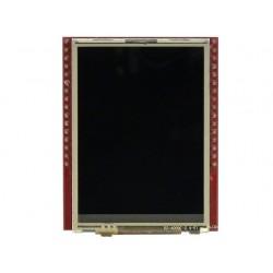 """2.8""""串列 LCD TFT 顯示模組 (庫存數:4)"""