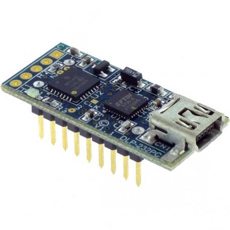 DLP-232PC USB 微控制器模組
