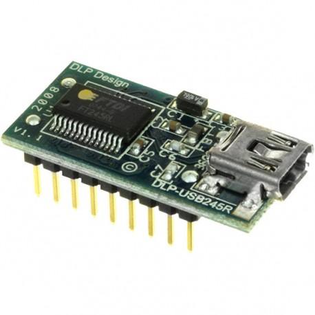 DLP-USB245R轉接板 (庫存數:2)