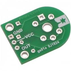 MQ系列氣體感測器專用電路板