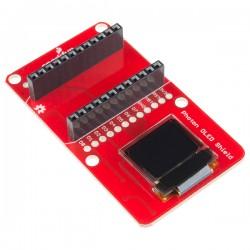 Photon IOT Micro OLED 擴充板