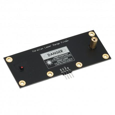 Parallax Laser Range Finder 雷射測距儀
