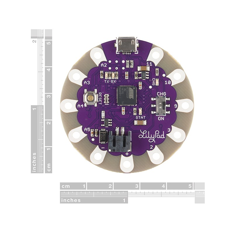 Lilypad arduino usb 開發板
