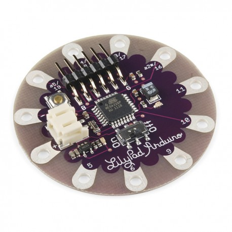 LilyPad Arduino Simple 開發板