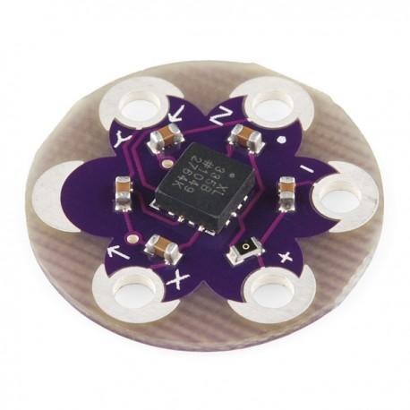 LilyPad 加速度計