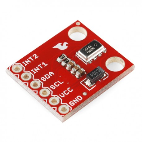 MPL3115A2氣壓感測器