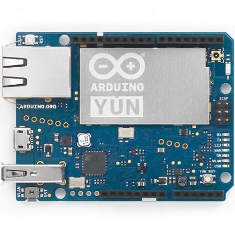 Arduino YUN開發板 (正宗義大利原廠台灣總代理_品質保證)