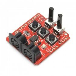 Arduino MIDI 擴充板