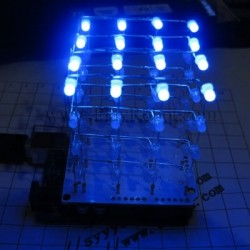 3D立體方塊 LED套件