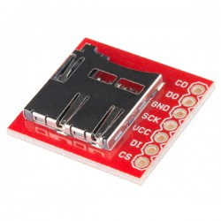 MicroSD擴充模組