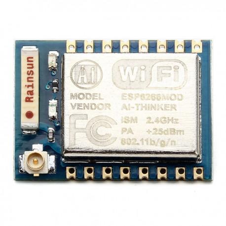 esp8266 串口 wifi (esp-07)