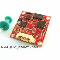 OS5000-T 具角度補償電子羅盤 (TTL介面)