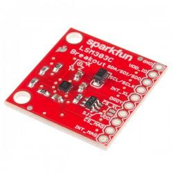 LSM303C 6自由度感測模組