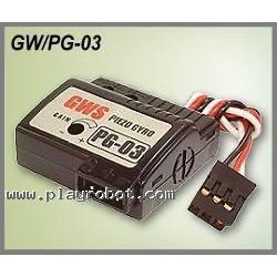 GW/PG-03 單軸陀螺儀