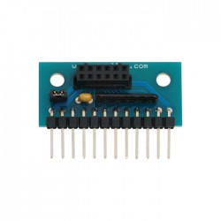 TCS3200 腳位轉換器