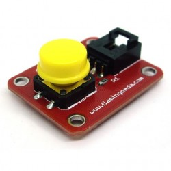 Arduino 電子積木 數字模組 大按鈕模組
