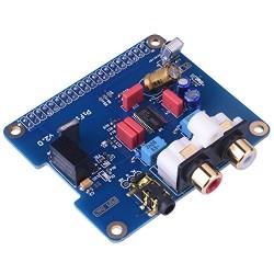Raspberry Pi 3B/2B 專用HIFI DAC+音效卡I2S介面