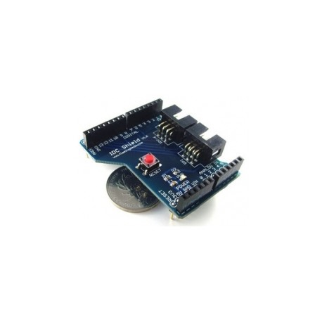 Arduino 專用 IDC-6/SPI 擴展板