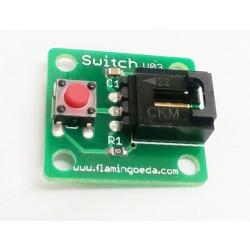 Arduino 電子積木 數位模組 按鈕開關模組板 (庫存數:6)