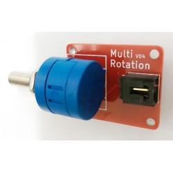 Arduino 旋鈕電阻開關 / 旋轉角度感應器 (庫存數:3)