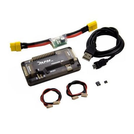 APM2.6控制器(含GPS與羅盤)  (Email詢價)