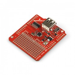 SparkFun USB Host Shield 擴展板