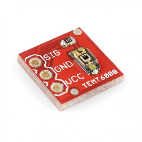 TEMT6000環境光源感測模組