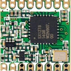 SX1278 433MHZ 無線遠距離收發模組 LoRa擴頻技術