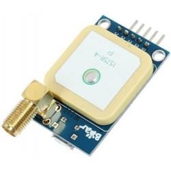快速定位 GPS 模組 NEO-6M UBLOX (庫存數:3)
