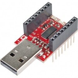 MicroView - USB 燒錄器
