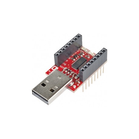MicroView - USB燒錄器
