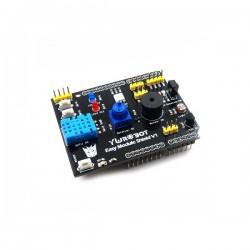 Arduino多功能擴展板 DHT11溫濕度 LM35溫度 相容UNO