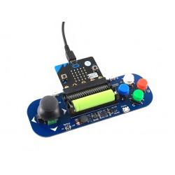 Microbit 遊戲遙桿擴展板