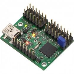 12軸 USB 介面伺服機運動編輯器