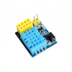 ESP-01 / ESP-01S DHT11 溫濕度WiFi節點模組